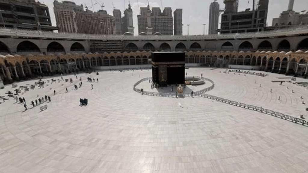 Coronavirus: le grand pèlerinage de La Mecque maintenu avec un «nombre très limité» de fidèles