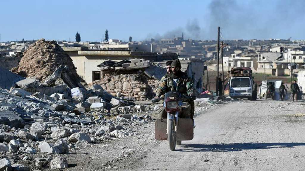 La Défense russe avertit d'une provocation aux armes chimiques à Idlib