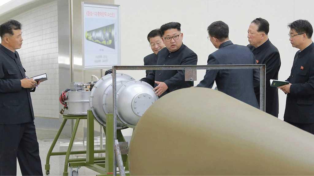 L'arsenal nucléaire garant de la sécurité de la Corée du Nord (Kim Jong Un)