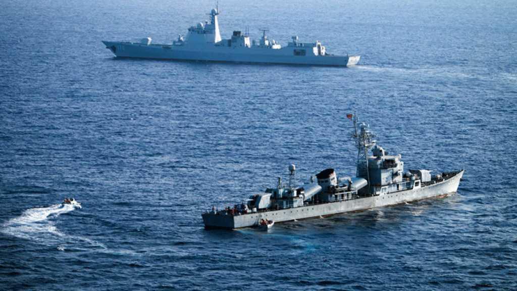 Mer de Chine: exercices militaires de Pékin face aux États-Unis