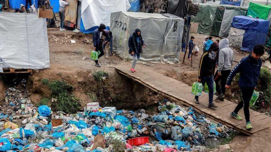 Grèce: MSF «forcé» de fermer le centre Covid-19 pour les réfugiés à Lesbos