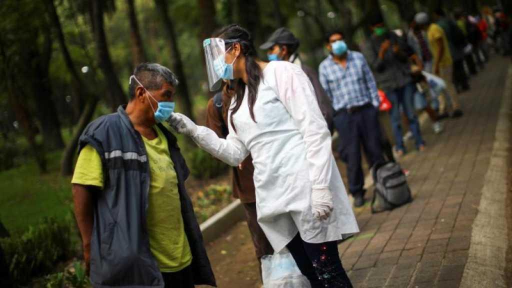 Coronavirus: le Mexique au 3e rang des décès, les jeunes «ne sont pas invincibles»