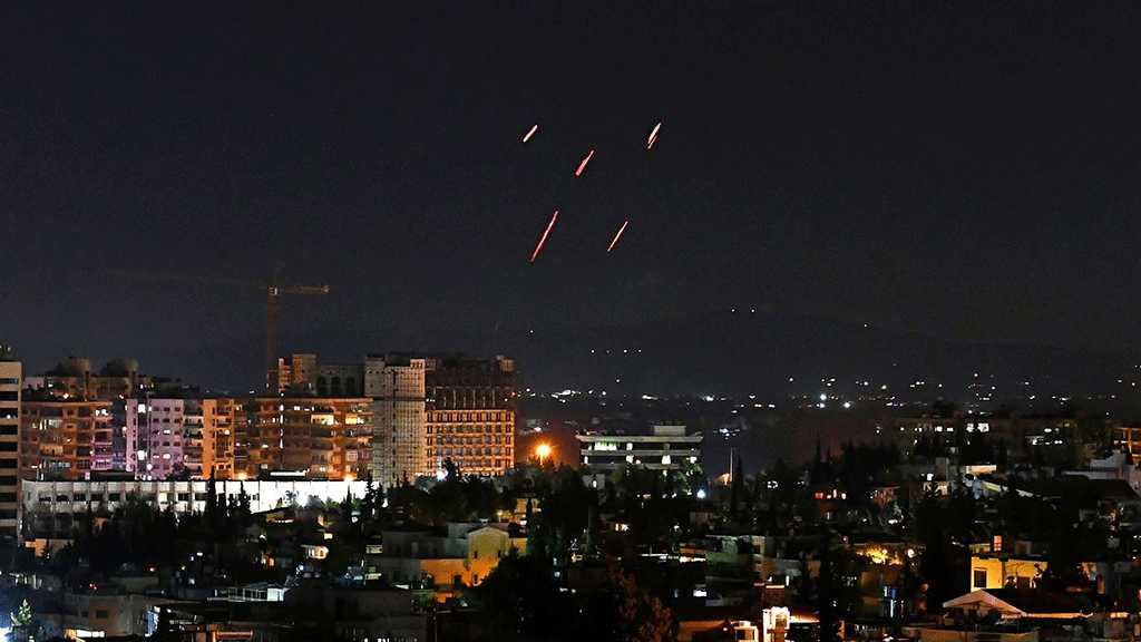 «Israël» revendique des frappes aériennes contre des positions de l'armée syrienne