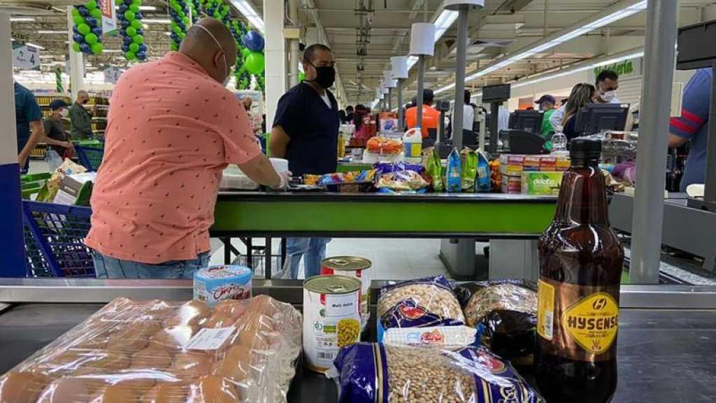 Un supermarché iranien ouvre à Caracas, comme un défi aux sanctions américaines