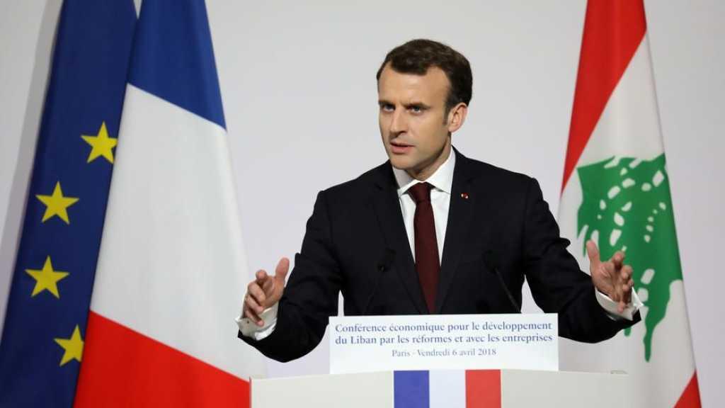 Emmanuel Macron au Liban pour «marquer la solidarité» de la France
