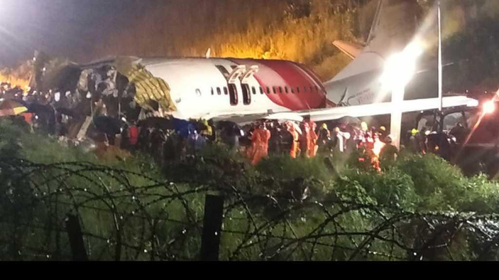 Inde: au moins 14 tués et des dizaines de blessés dans un accident d'avion