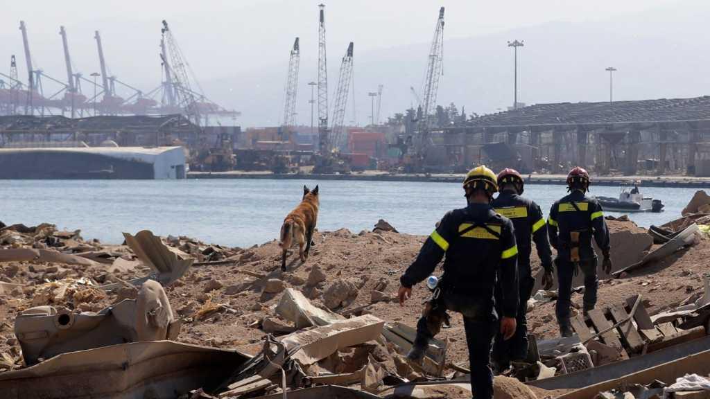 Explosion au Liban: Interpol envoie une équipe d'experts à Beyrouth