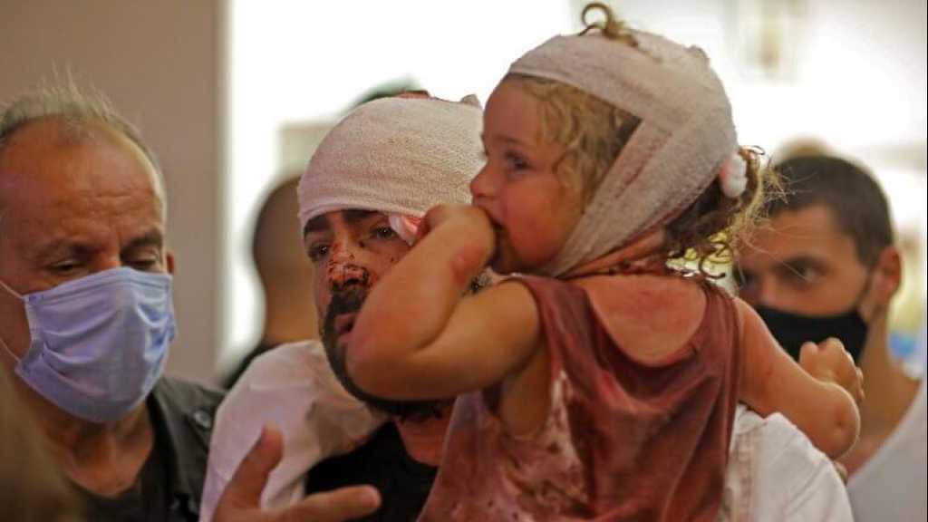Unicef: 80.000 enfants déplacés suite aux explosions de Beyrouth