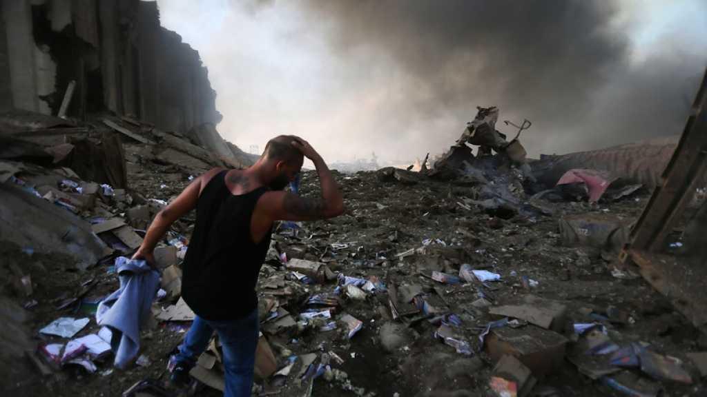 Explosions de Beyrouth: au moins 43 Syriens parmi les victimes, annonce Damas