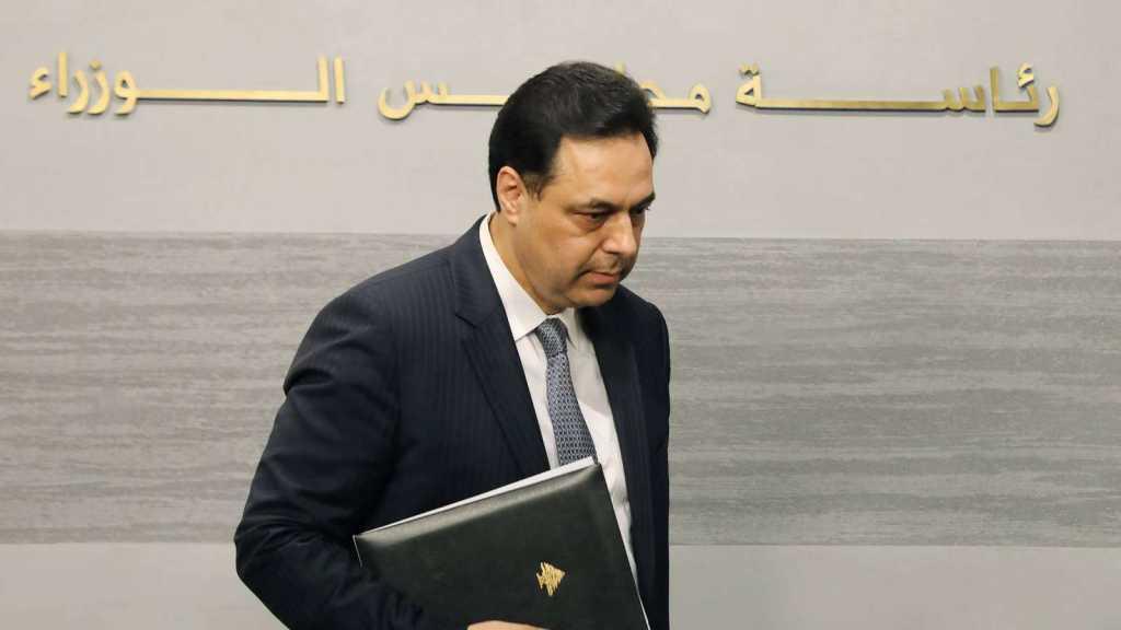 Explosions au Liban: le gouvernement annonce sa démission