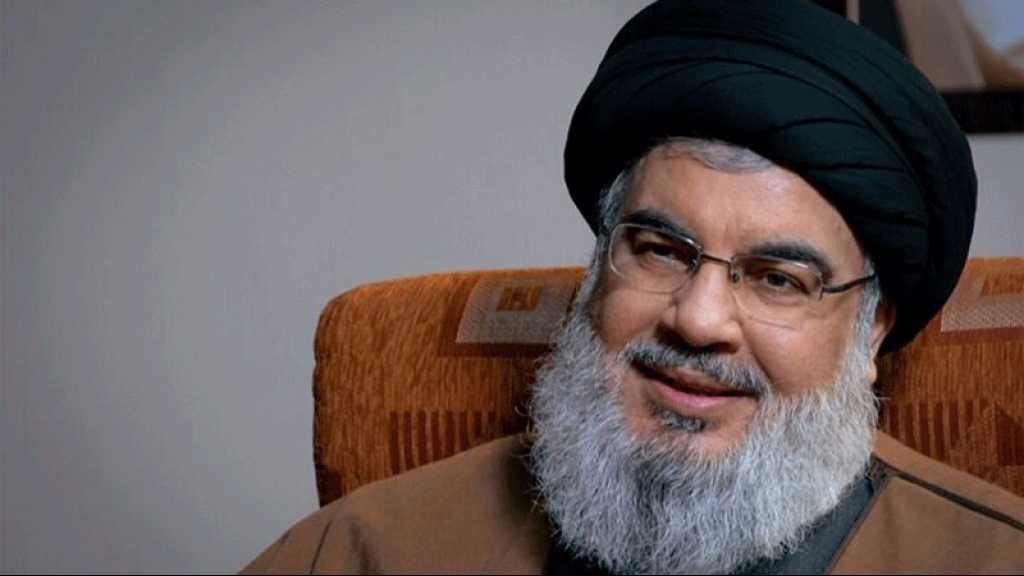 Sayed Nasrallah: le Hezbollah n'a à aucun moment été perplexe, ni inquiet