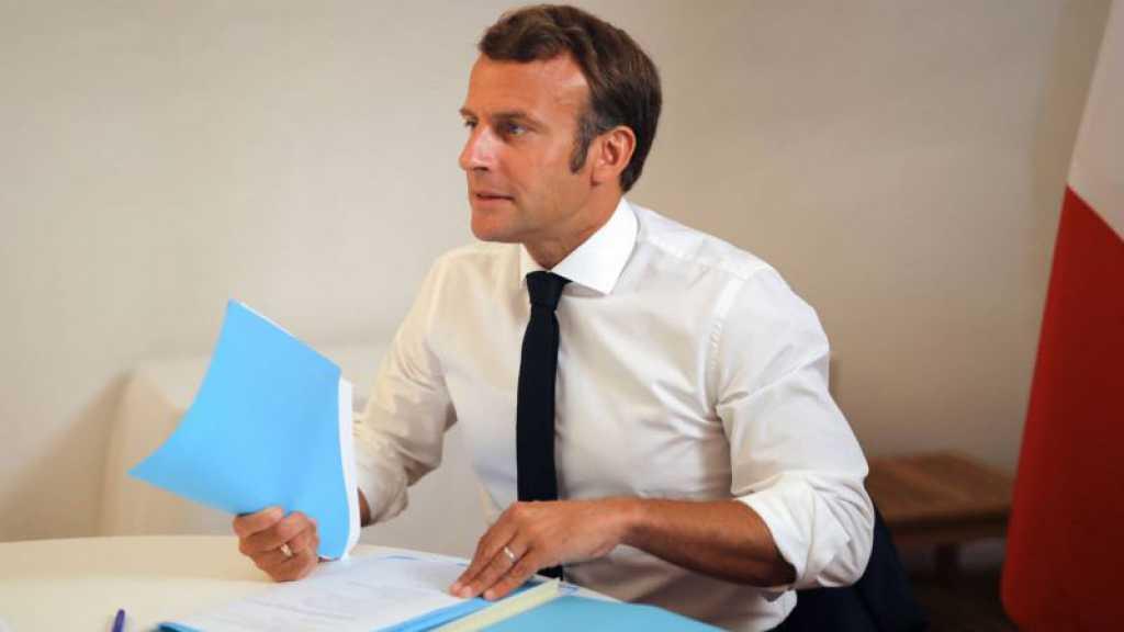 Tensions en Méditerranée: Macron appelle au dialogue et renforce la présence militaire française