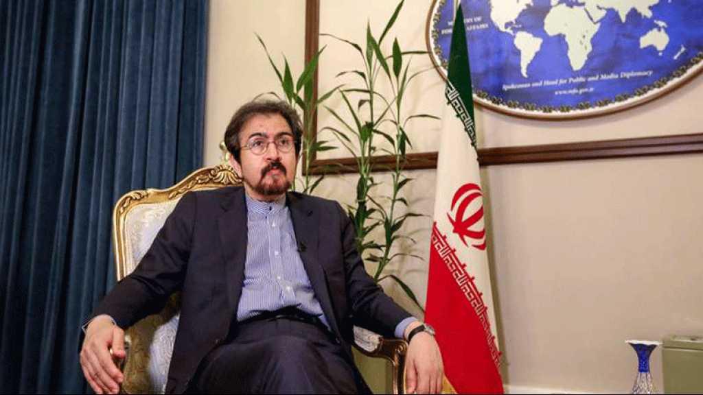 Bahram Qassemi: INSTEX doit se transformer en une centralité pour le multilatéralisme face aux USA